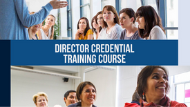 Director Credential Training