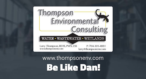 "Thompson Environmental Consulting ""Dan the Man"" Video"