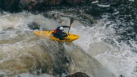Trailer  Kayak de rivière
