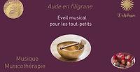Présentation éveil musical Delphyse