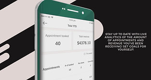 Stylist sneak peak of The Beautynbrushes App