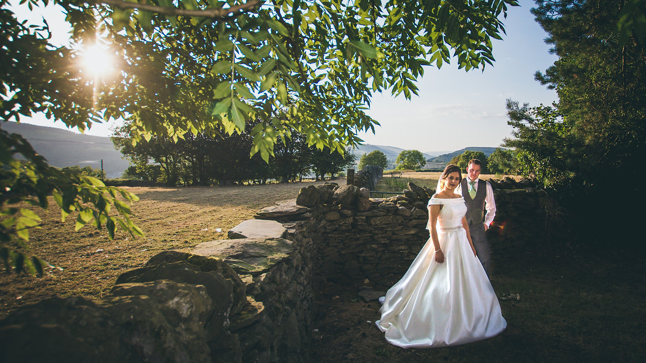 South Wales Wedding Videographer