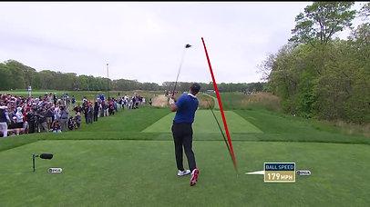 Highlights di Brooks Koepka nel giro finale del PGA Championship 2019