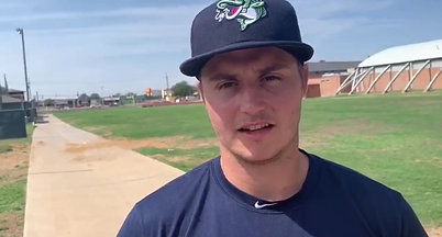 Amarillo's Tucker Davidson preps to join the Atlanta Braves with return of MLB season