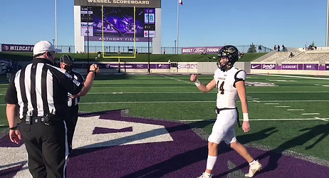 Canadian dominates Gunter, punches ticket to Class 3A Division II state title game