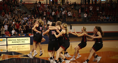 Gruver coach Shannon Fisher speaks on his Lady Hounds advancing to state