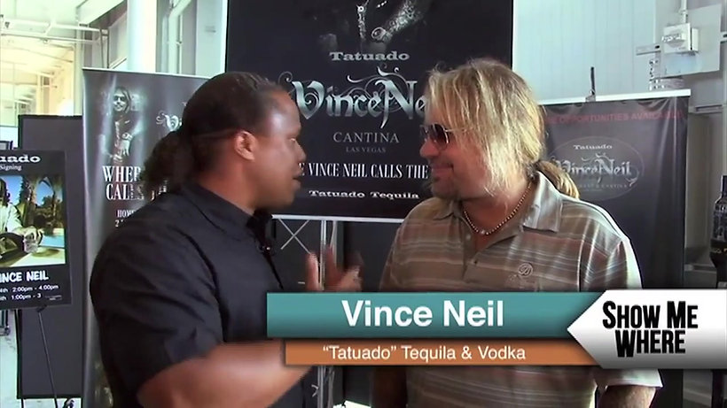 Shamrock with Vince Neil & Ron Jeremy