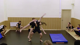 Movement Final, Moscow Art Theatre School