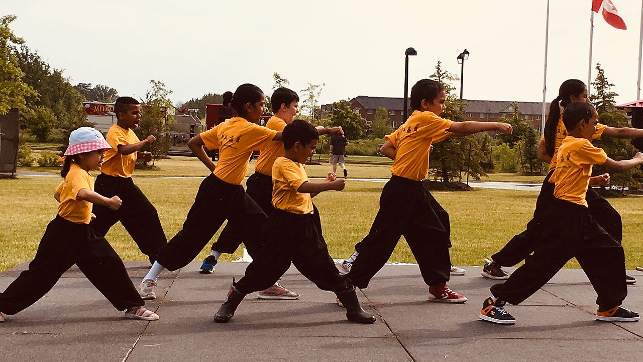 Path to Kung Fu - Journey With Us & FindYourBalance