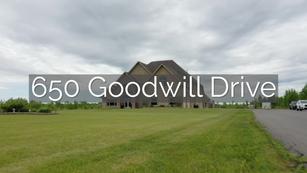 650 Goodwill Drive