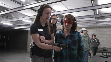Women's Pistol