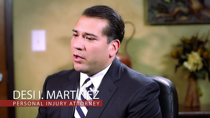 Martinez & Associates - Why Fight - Desi