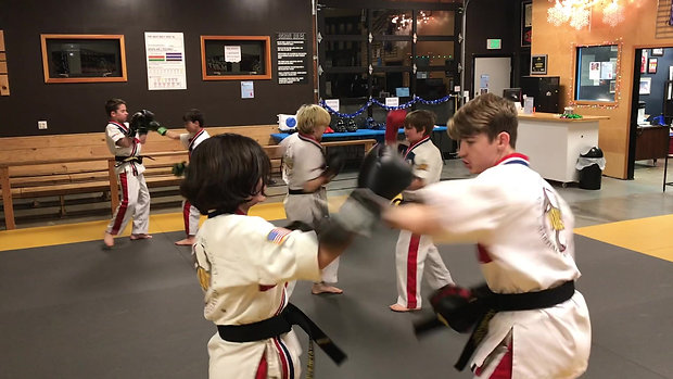 West Coast Martial Arts, Portland