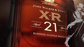 Diageo - Johnnie Walker XR21