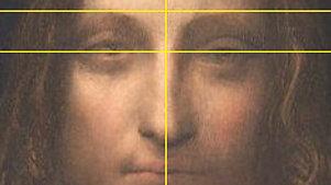 1. Prof Carla Rossi Salvator Mundi Leonardo