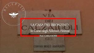 3. La Prof. Carla Rossi presenta la casa del Bronzino