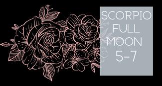Scorpio Full Moon Playback