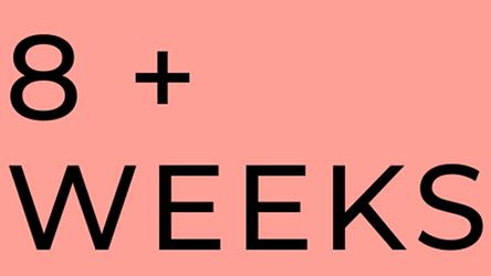 8+ Weeks Trailer