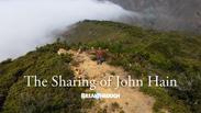 The Sharing of John Hain