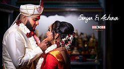 SUGU  & AACHA | WEDDING HIGHLIGHTS | Ksphotos