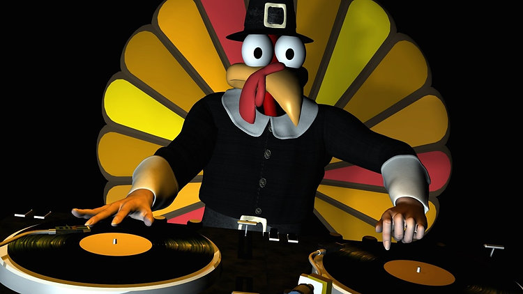 Thanksgiving Gratitude Flow