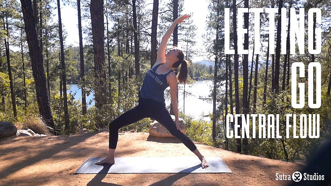 Central Flow | Letting Go