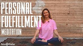Embodiment | Personal Fulfillment Meditation