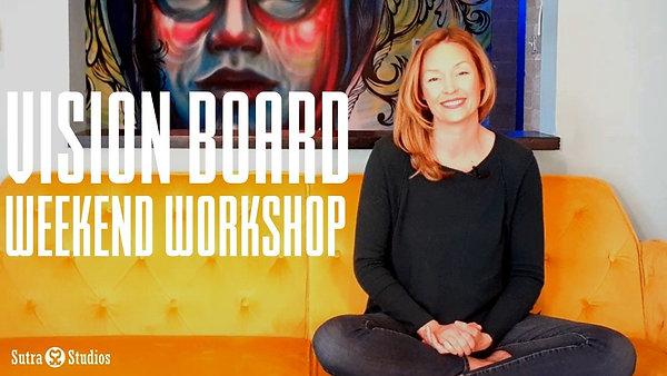 Promo Vision Board Workshop