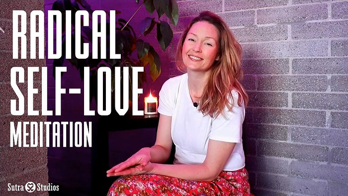 Embodiment Meditation   Radical Self Love