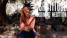 Embodiment | Gratitude Meditation