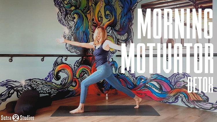 Morning Motivator | Detox