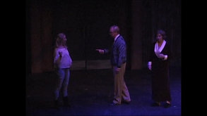 """Clip from, """"Footloose: The Musical"""""""