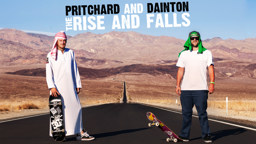 """Pritchard and Dainton """"Rise and Falls"""""""