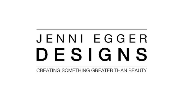 Welcome to Jenni Egger Designs