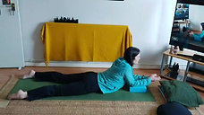 Paying attention to your body with Yin Yoga