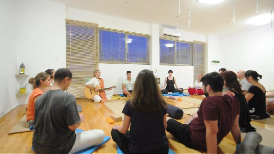 Gentle Yoga & Kirtan