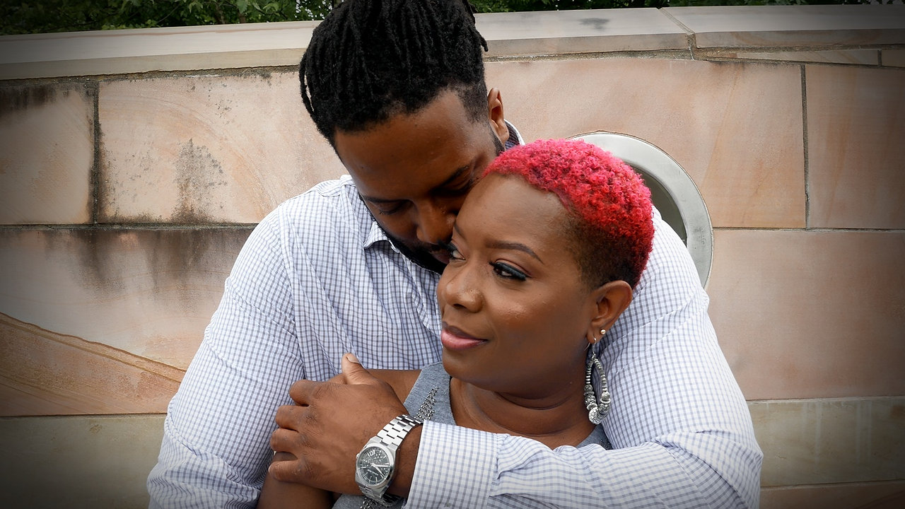 """The Book of US"" Cedric & Tracie Love Story (Sneak Peek)"