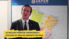 Ações de enfrentamento ao coronavírus no sistema prisional  #1