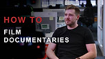 #HowTo Film Documentaries with Thomas Holder
