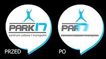 Park 17 - animowane logo