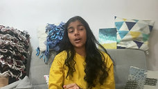 Designer Shriya Sriram