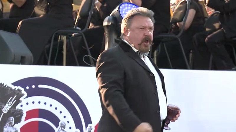 Юрий Лаптев о Госхоре (концерт в День города)