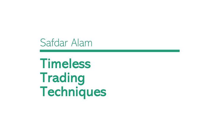 Timeless Trading - Demo Videos