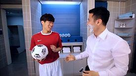 ProGlide Challenge with Ji Sung Park - Gillette