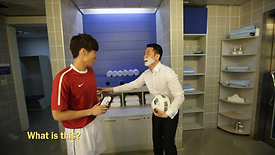 ProGlide with Park Ji Sung (Making Of) - Gillette