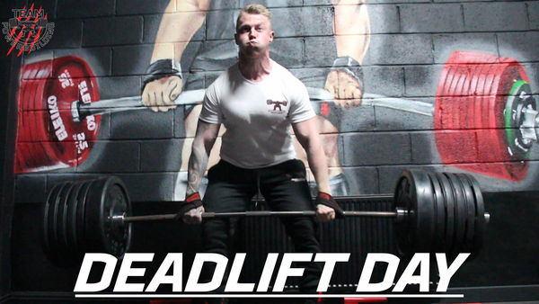 DEADLIFT DAY With Llew & Fitzy