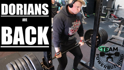 BACK DAY With Ben & Fitzy!