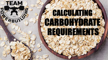Calculating Carbohydrate Requirements