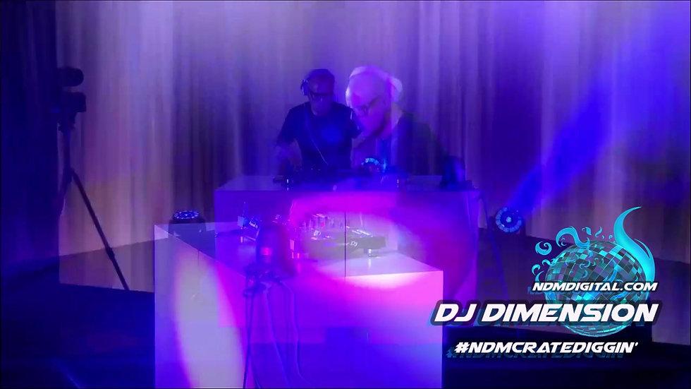 DJ Dimension #ndmcratediggin 01