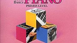 Bastien Piano Primer Lesson Instructions